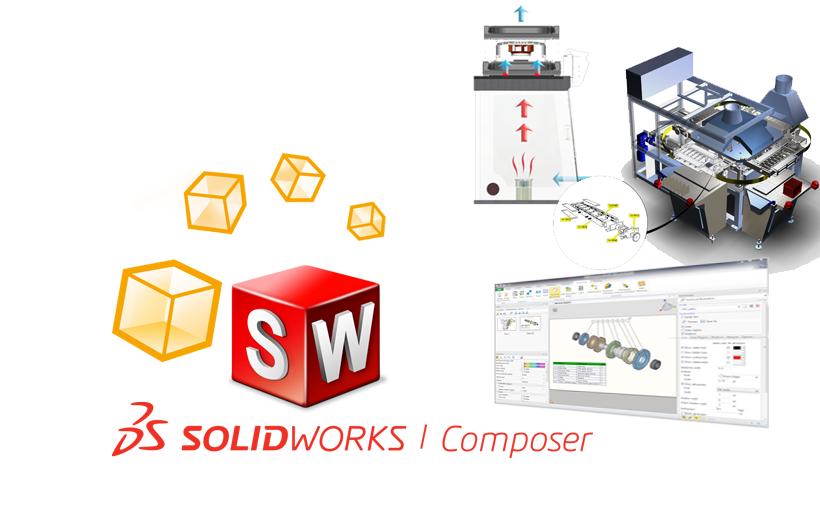 Pierwsze kroki z SolidWorks Composer