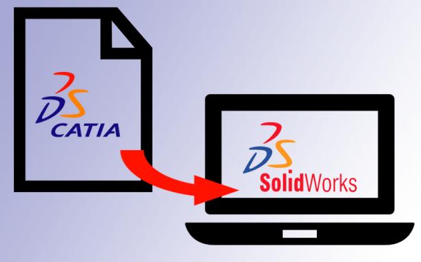 Pliki CATII w SolidWorks? Udowadniamy, że jest to możliwe!