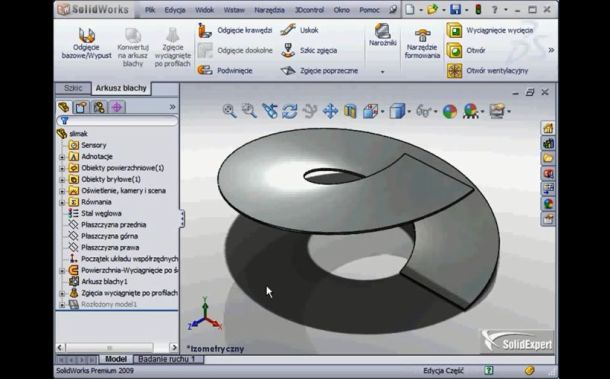 Zaprojektowano w SolidWorks: Czy ślimak może być szybki?
