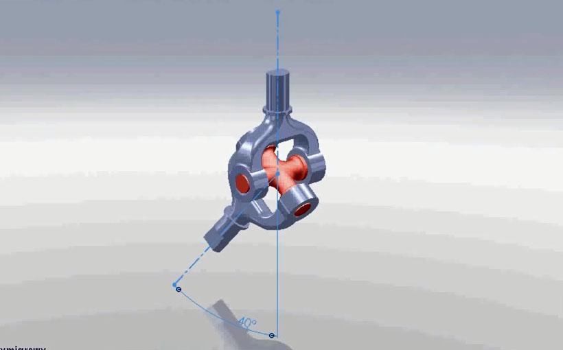 Zaprojektowano w SolidWorks: Czy to zda egzamin? SolidWorks Motion pomoże!