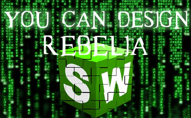 Laureaci konkursu You Can Design Rebelia