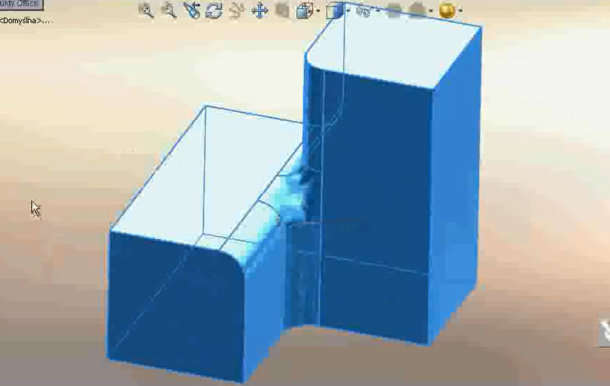 Zaprojektowano w SolidWorks: SW rządzi