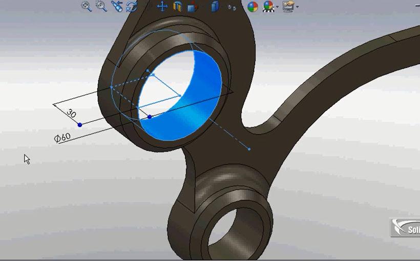 Zaprojektowano w SolidWorks: Proszę to poprawić!