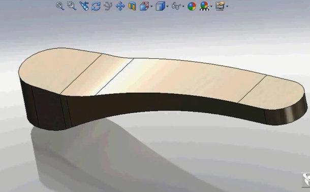 Zaprojektowano w SolidWorks: Masz klamkę? Mam!