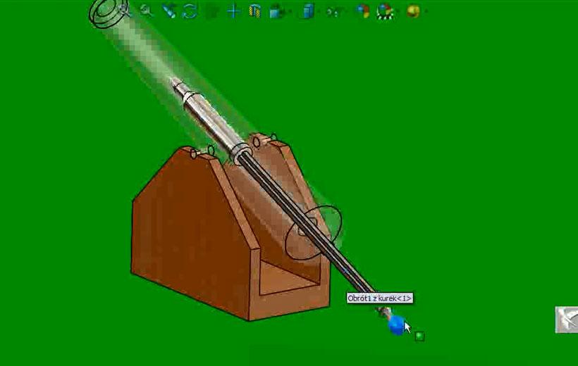 Zaprojektowano w SolidWorks: Konstruktor po godzinach