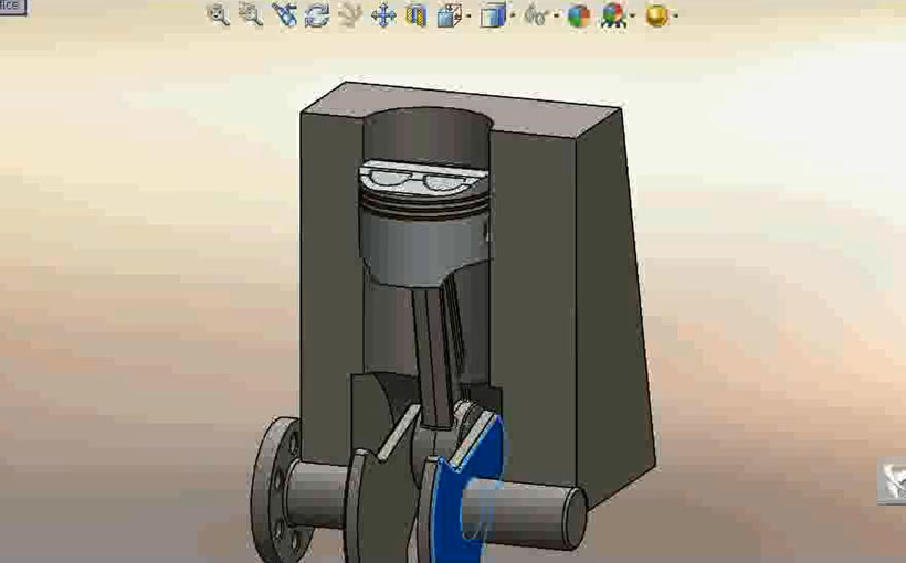 Zaprojektowano w SolidWorks: Góra czy dół?