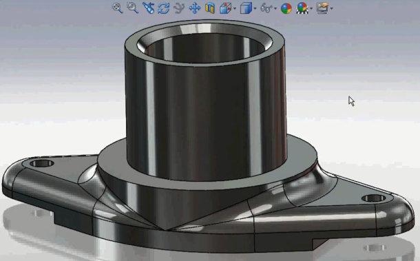 Zaprojektowano w SolidWorks: Od przybytku głowa nie boli