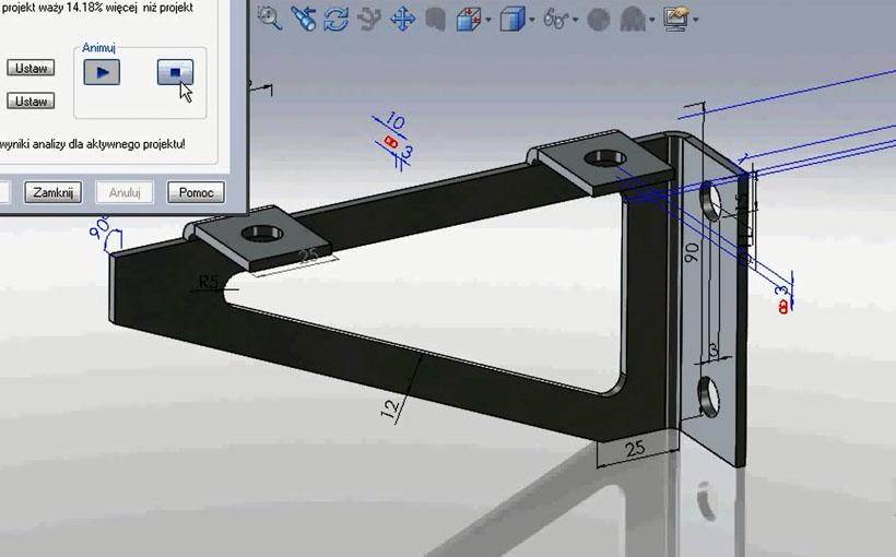 Zaprojektowano w SolidWorks: ..ale Ty tu uRządzisz!