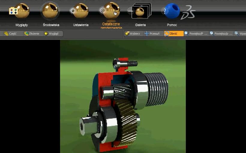 Zaprojektowano w SolidWorks: Zdjęcie proszę!