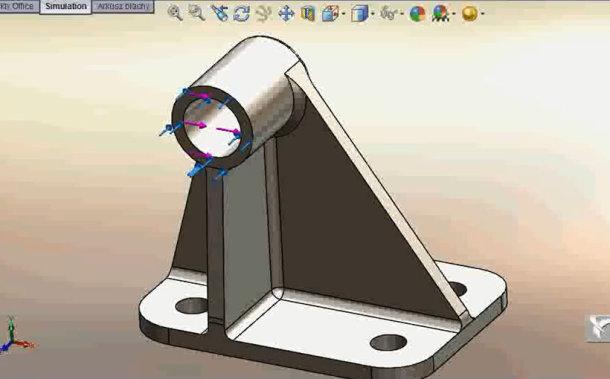 Zaprojektowano w SolidWorks: No ładne cacko!