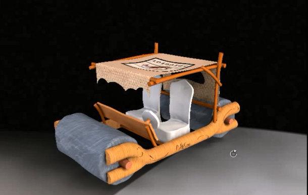 Zaprojektowano w SolidWorks: Zrób dziecku fototapetę