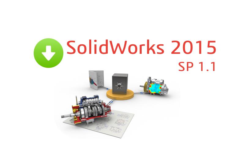 SolidWorks 2015 SP 1.1