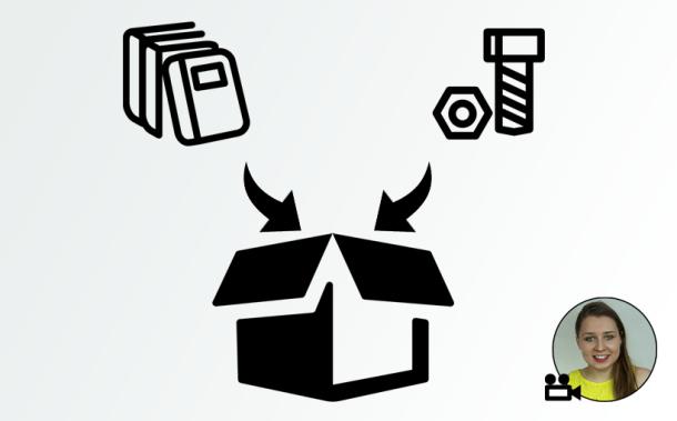 Biblioteka Toolbox w SolidWorks
