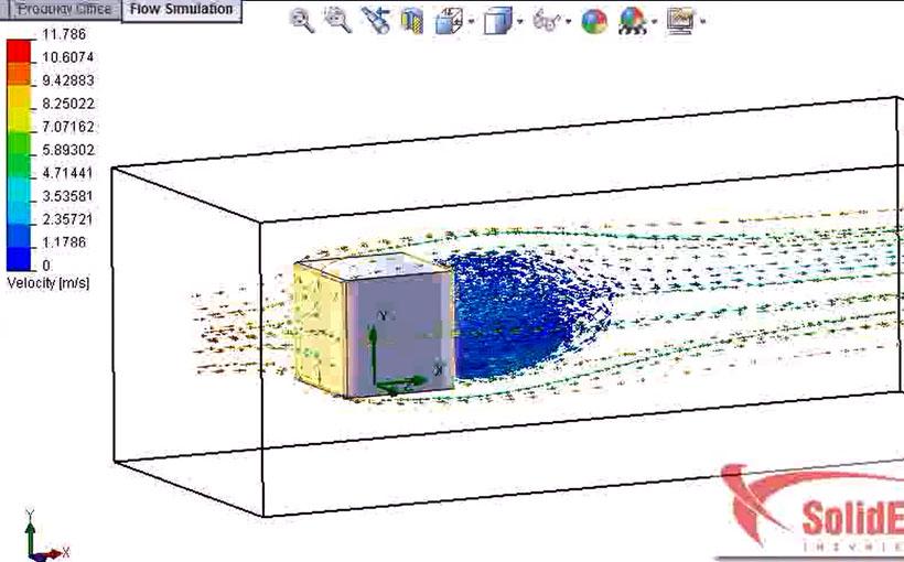 Zaprojektowano w SolidWorks: Żar leje się z nieba? Uzupełnij płyny!