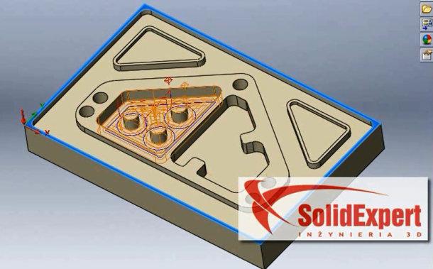 Zaprojektowano w SolidWorks: Maszynka wielofunkcyjna