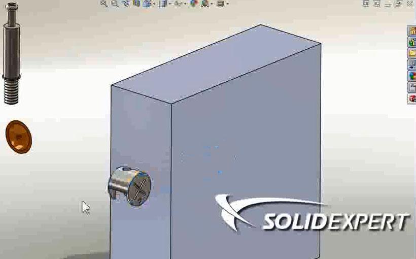 Zaprojektowano w SolidWorks: a podobno inteligentnym to się człowiek rodzi..