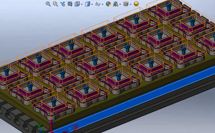 Zaprojektowano w SolidWorks: Wszystko za jednym zamachem