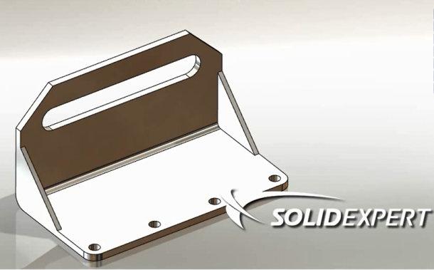 Parametryzacja i konfiguracja modelu geometrycznego w SolidWorks