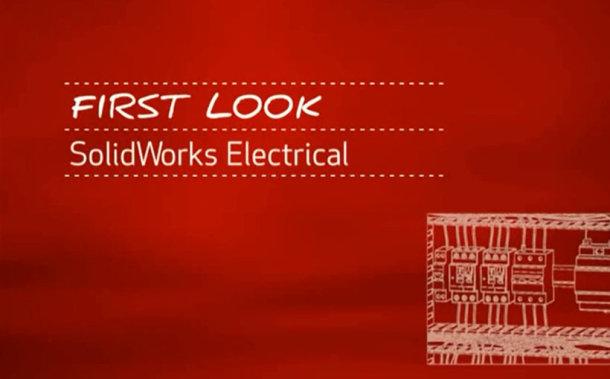 Pierwsze spojrzenie na SolidWorks Electrical