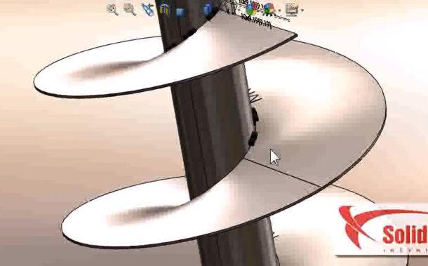 Zaprojektowano w SolidWorks: Strefa wpływu ciepła