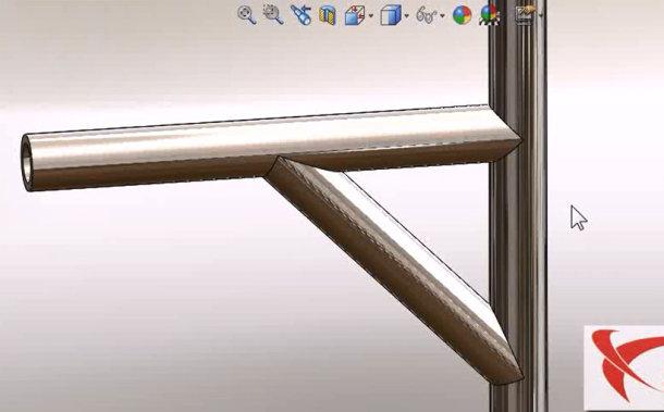 Zaprojektowano w SolidWorks: Praca warsztatowa