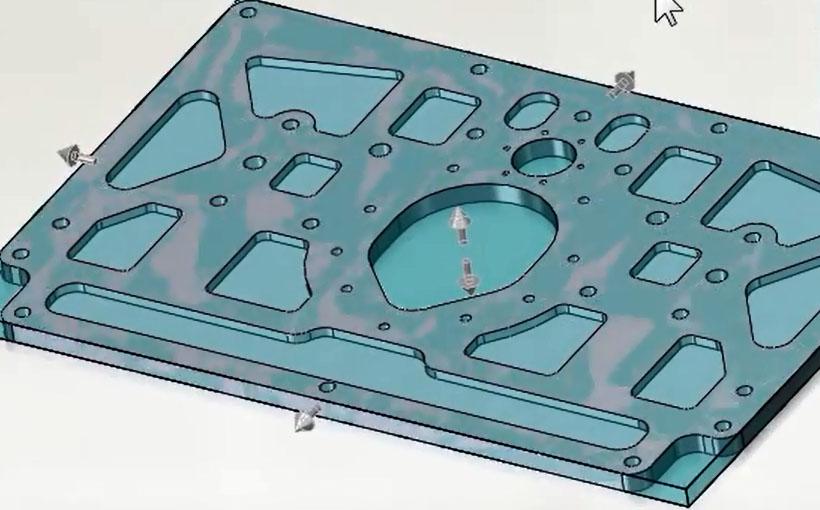 Zaprojektowano w SolidWorks: Będę grosik winna..