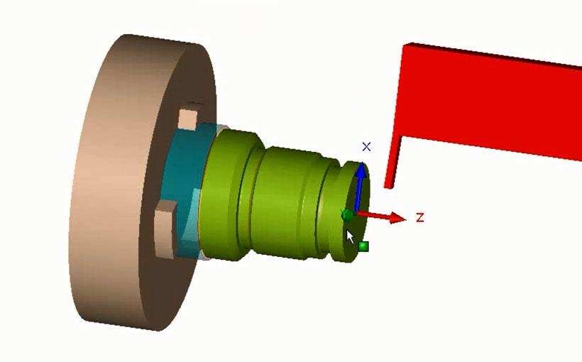 Zaprojektowano w SolidWorks: Wytocz ciężkie działa