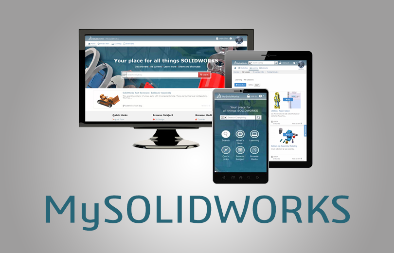 Co ma nam do zaoferowania platforma MySOLIDWORKS?