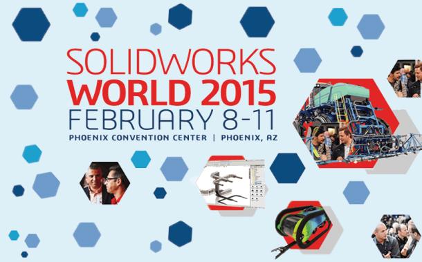 SOLIDWORKS World 2015