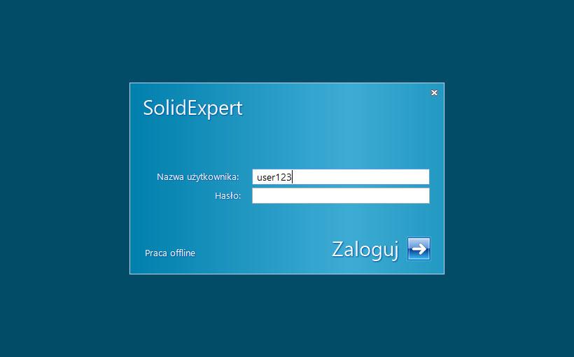 Automatyczne logowanie do SOLIDWORKS EPDM