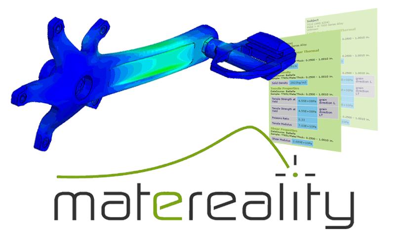 Jak powiększyć bazę materiałów SOLIDWORKS Simulation