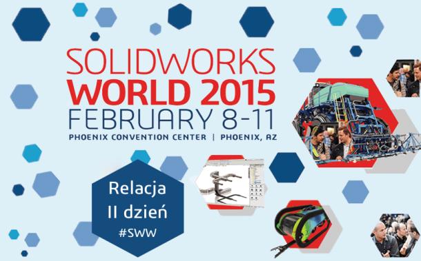SOLIDWORKS World – Dzień II