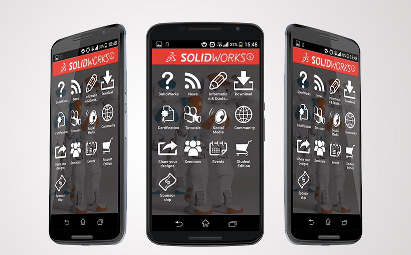 SOLIDWORKS Education App dla nauczycieli i studentów