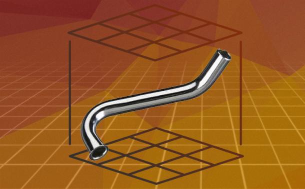 Jak wyfrezować w bryle kształt rury używając SOLIDWORKS?