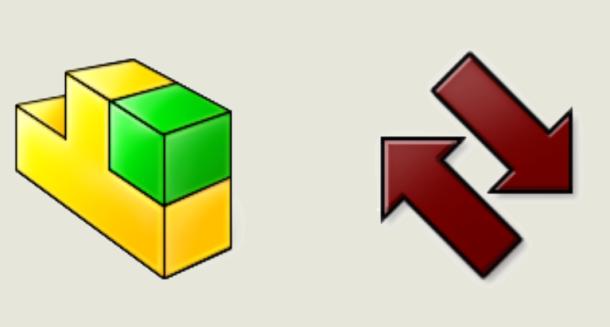 Logo rozłozonego