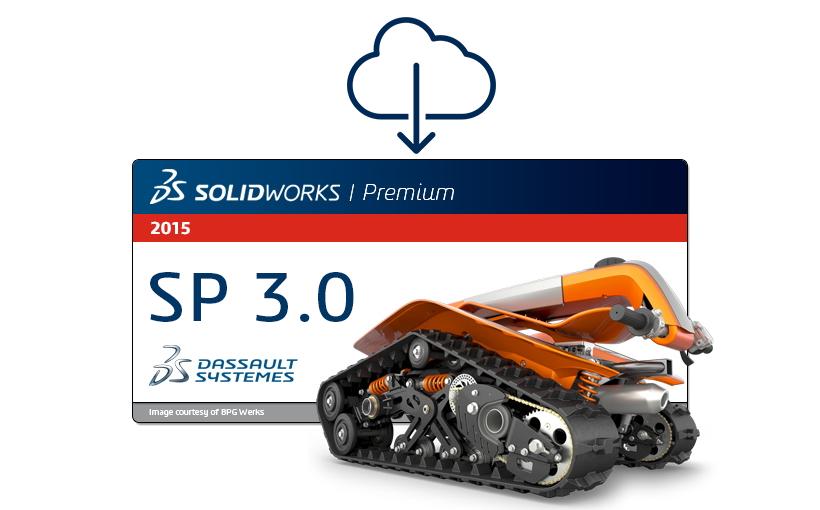 SOLIDWORKS SP 3.0 dostępny do pobrania