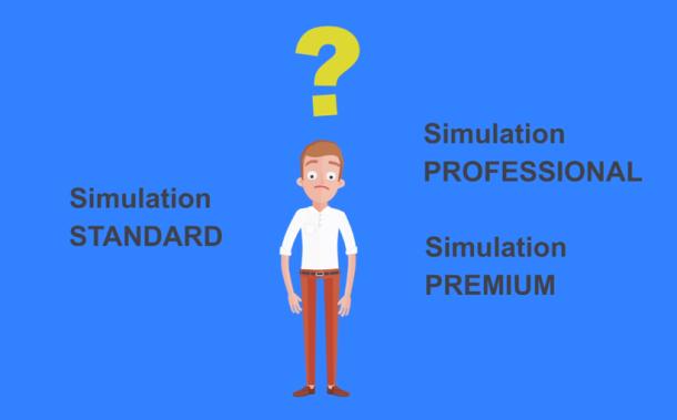 Poznaj różnice pakietów SOLIDWORKS Simulation