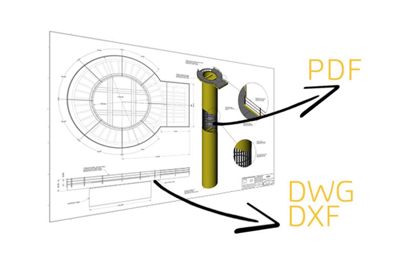 Problem z eksportem rysunku do DWG/DXF lub wydruku do PDF w SOLIDWORKS – zobacz jak go rozwiązać