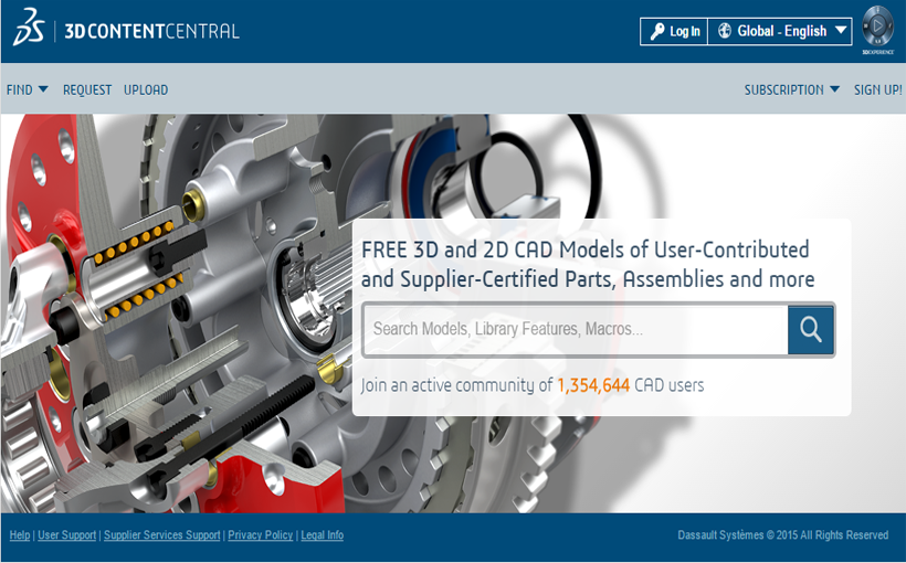 3D CONTENTCENTRAL – podgląd modelu 3D na Twojej stronie internetowej!