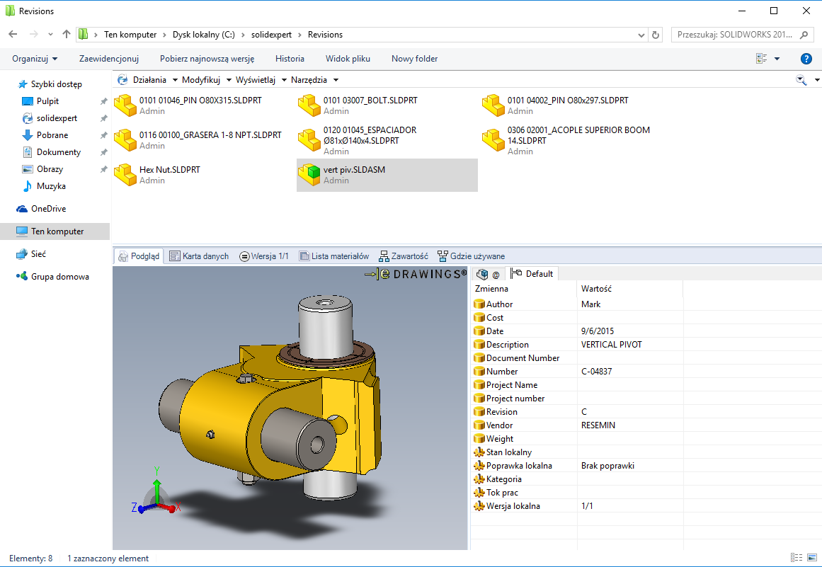 solidworks-pdm