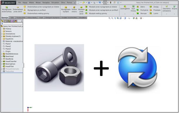 Konfiguracja Toolbox część 1/3: Integracja Toolbox ze środowiskiem PDM