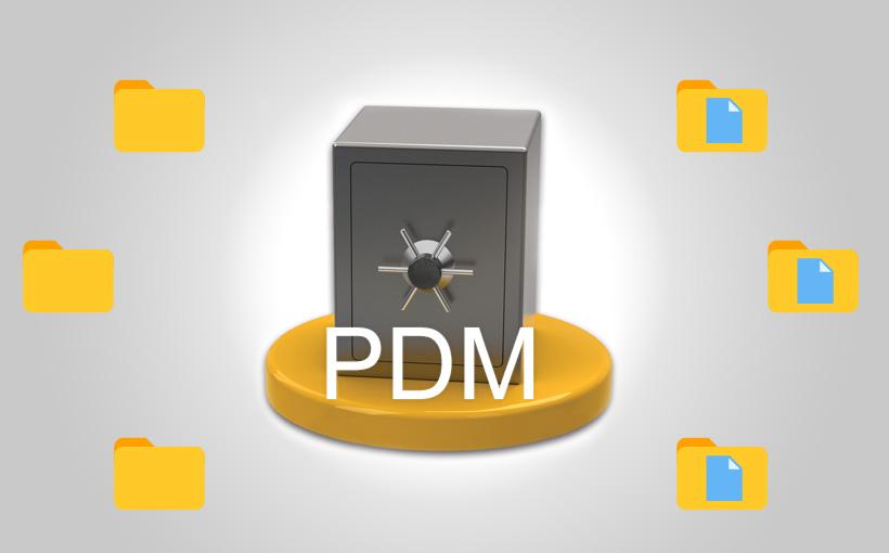SOLIDWORKS PDM Professional jako cyfrowe archiwum dokumentacji