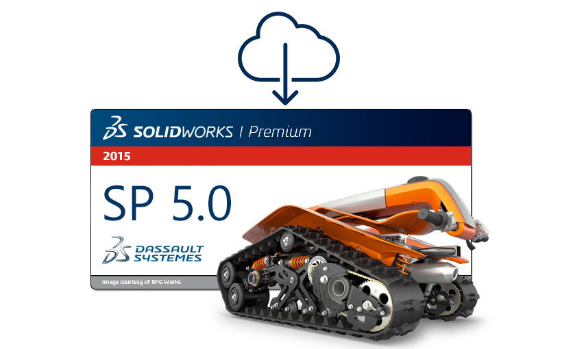 SOLIDWORKS 2015 SP 5.0 gotowy do pobrania!