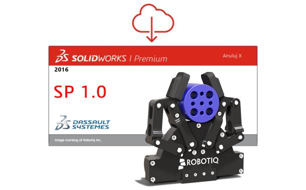 SOLIDWORKS 2016 SP 1.0 gotowy do pobrania!