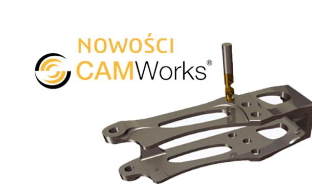 Nowości CAMWorks – Obróbka z uwzględnieniem tolerancji