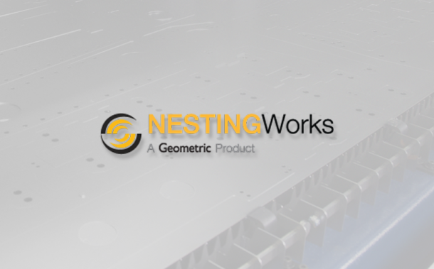NESTINGWorks – rozłóż elementy na arkuszu materiału i zminimalizuj straty