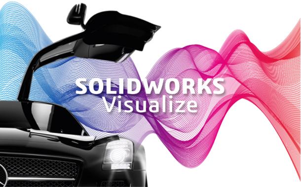 SOLIDWORKS Visualize już gotowy do pobrania!