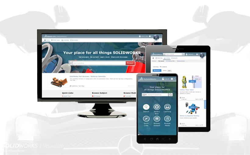 Trening SOLIDWORKS Visualize już dostępny na platformie MySOLIDWORKS