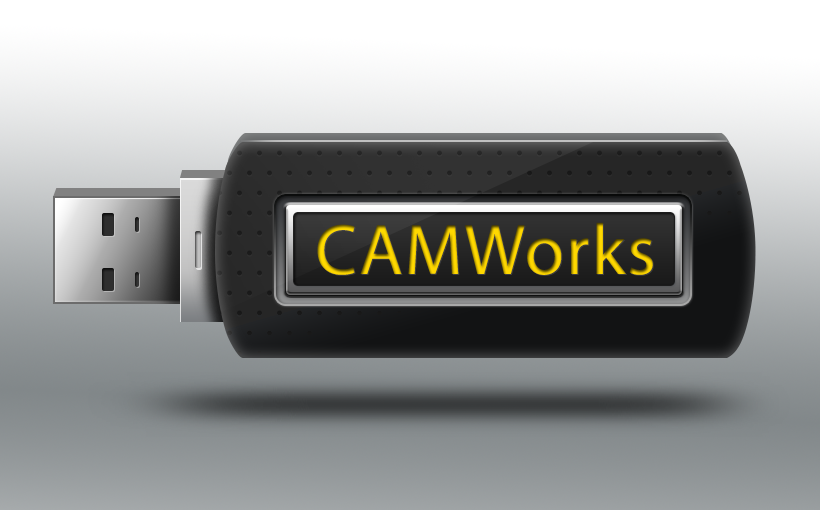 Konfiguracja licencji CAMWorks na kluczu sprzętowym