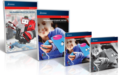 Nowa wersja SOLIDWORKS Education Edition 2016-2017